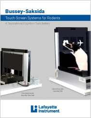 Bussey-Saksida Touch Screen Chambers for Rodents
