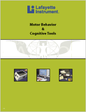 Motor Behavior and Cognitive Tools Catalog