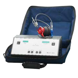 Portable Audiometer with 220VAC/50Hz Power Supply