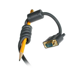 50ft FLEXIMA HD15 M/M UXGA Monitor Cable