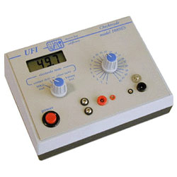 Impedance Meter With Lead Selector