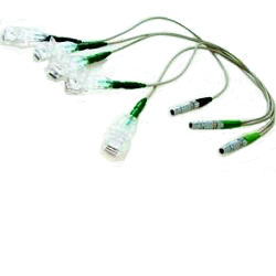 EMG Cable Set for Biofeedback Module