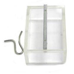 Tissue Holder with Perfusion Tube
