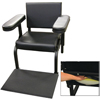 Vinyl Subject's Chair with Seat and Feet Activity Sensors