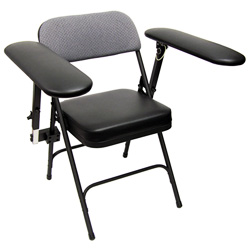 Cushioned Portable Subject''s Chair