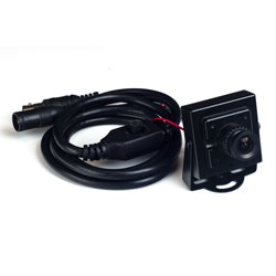 Analog Camera for Visible or Infrared Light
