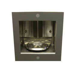 Standard Pellet Trough for Modular Chamber