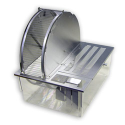 Large Rodent Activity Wheel and Living Chamber