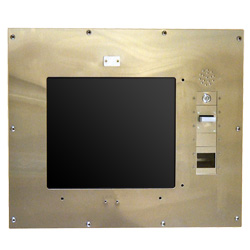 Large CANTAB Wall Mount IntelliPanel™ Touch Screen Response Panel