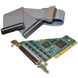 ABET 2G PCIe Interface Card and Cable
