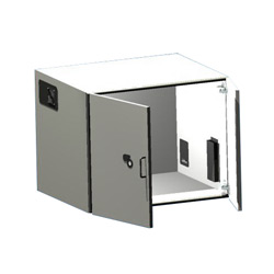 Large Sound Cubicle with Double Door and Peephole
