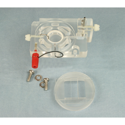 Chamber Insert Acrylic - Electrophysiology - Ag/AgCl electrode