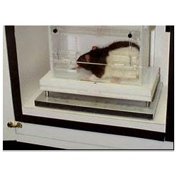 Rat Enclosure and Sensor Plate