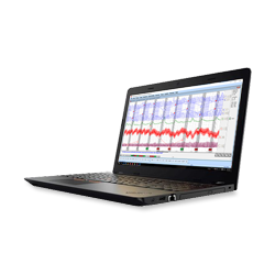 Laptop Notebooks are available as an accessory to any of our Computerized Polygraph Systems.