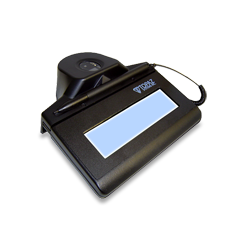 Fingerprint and Signature Scanner