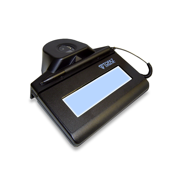 Fingerprint and Signature Scanner