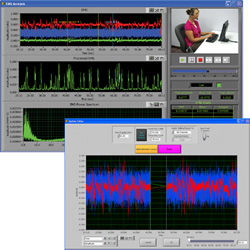 Electromyography (EMG) Analysis Software