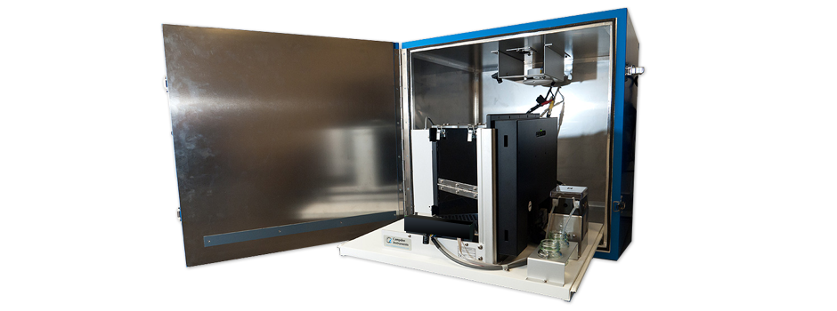 Bussey Mouse Touch Screen Chamber for Electrophysiology