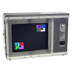 Touch Screen Systems for NHP
