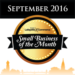 Small Business of the Month Seal