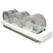 Standalone Forced Exercise Wheel Beds
