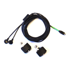 7ft GSR Cable with Electrodes