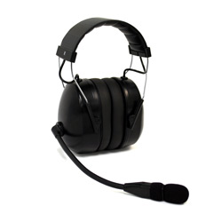 Masseter Headset System for Examinees