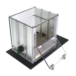 16U Rat Modular Chamber with Non-Shock Floor