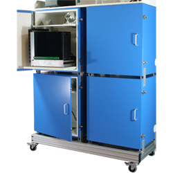 Easy-Install System for Rat Touch Screen Systems