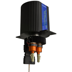 PlexBright Dual LED + 16 Channel Commutator