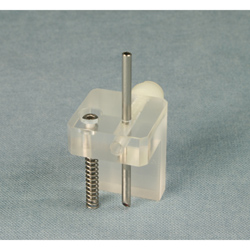 Adjustable Mount for Perfusate Extraction Needle