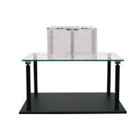 Glass Stand for Plantar Testing