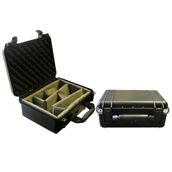 The Small Pelican Case is unbreakable, watertight, airtight, dustproof, chemical resistant and corrosion proof.