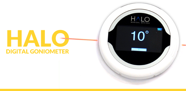 HALO Digital Goniometer